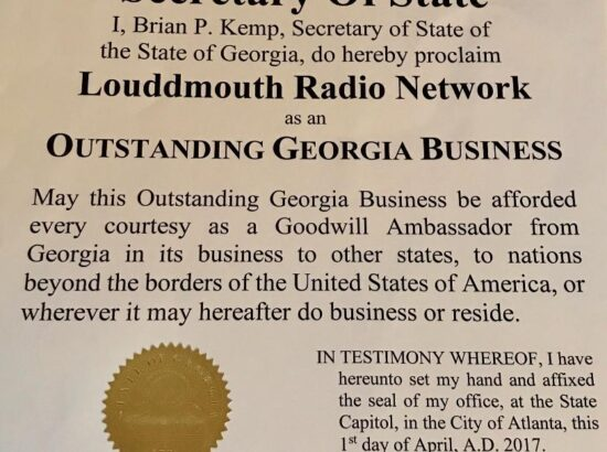 LouddMouth Radio Network