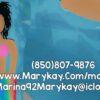Marina Adderley, Mar...